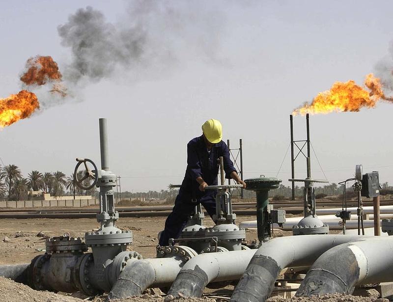 Csúcson az olajtermelés