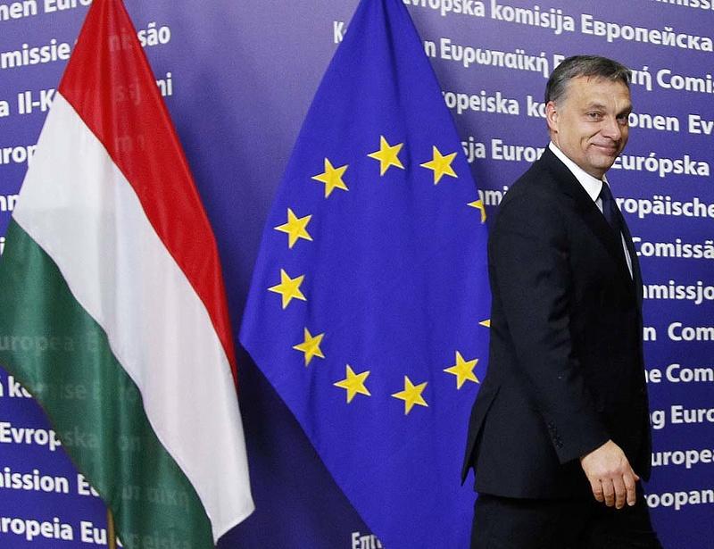 "Orbán: \""erős napom volt ma\"""