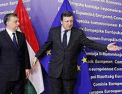Barroso: gyors választ vár a magyar féltől az Európai Bizottság (bővített)