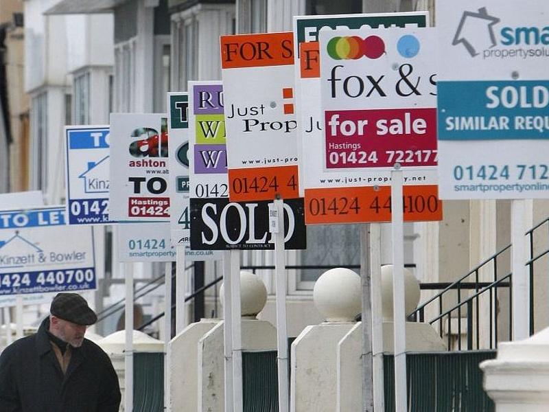 Visszaestek a lakáseladások az USA-ban