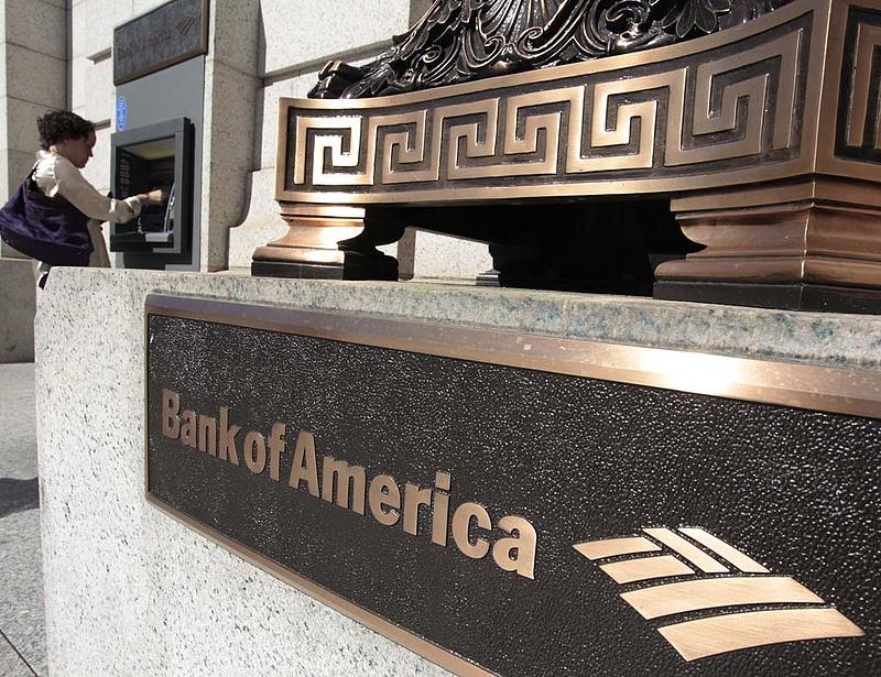 Jól megy az amerikai bankoknak