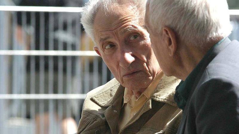Az idősek negyede veszélyben van