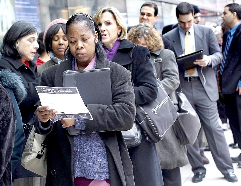 Négyéves rekord az amerikai munkaerőpiacon