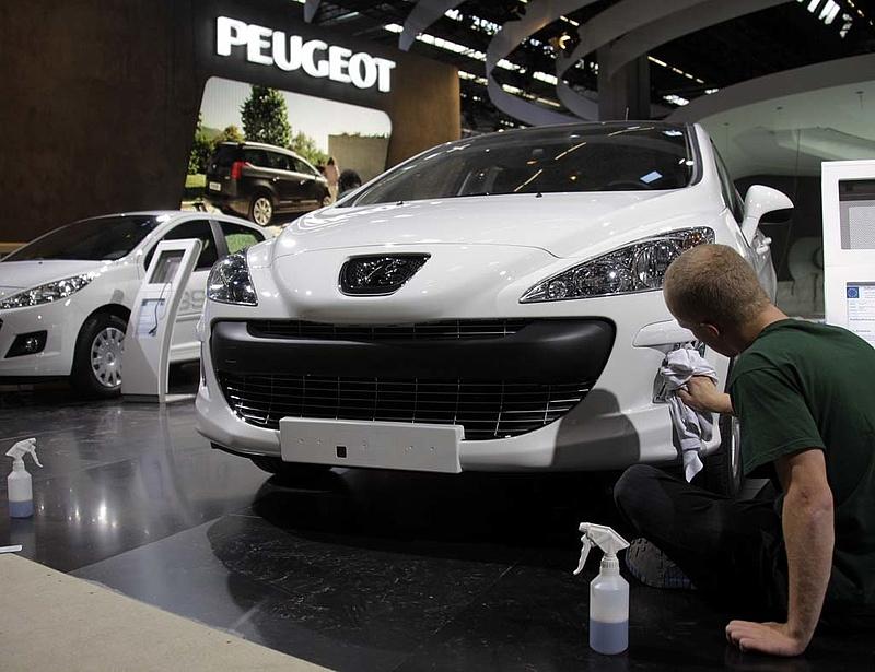 Így lesz részben kínai a Peugeot