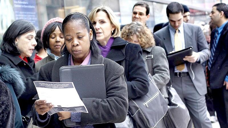 Okoz még meglepetést az amerikai munkaerőpiac