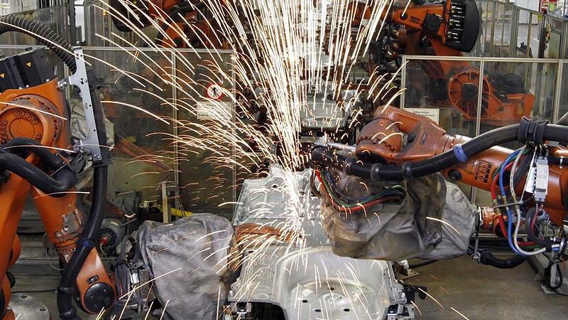 Újra csökkentek az ipari termelői árak az eurózónában