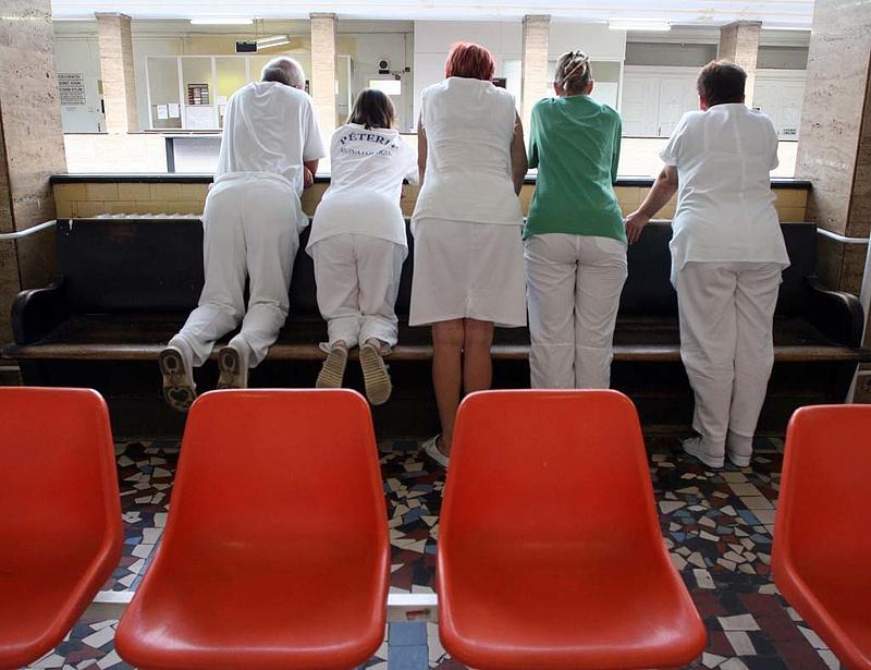 Gyorsan nő a kórházak adóssága