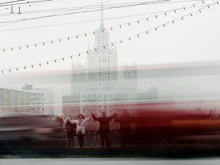 Váratlan bejelentést tettek az oroszok