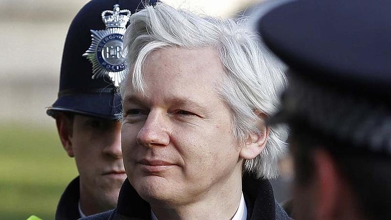 Kiadhatják a WikiLeaks alapítóját