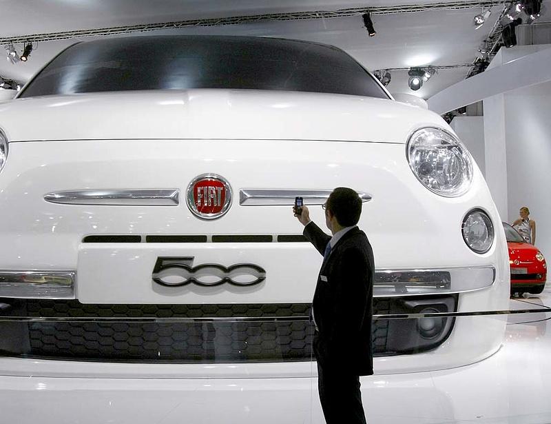 Egyre kevésbé lesz olasz a FIAT
