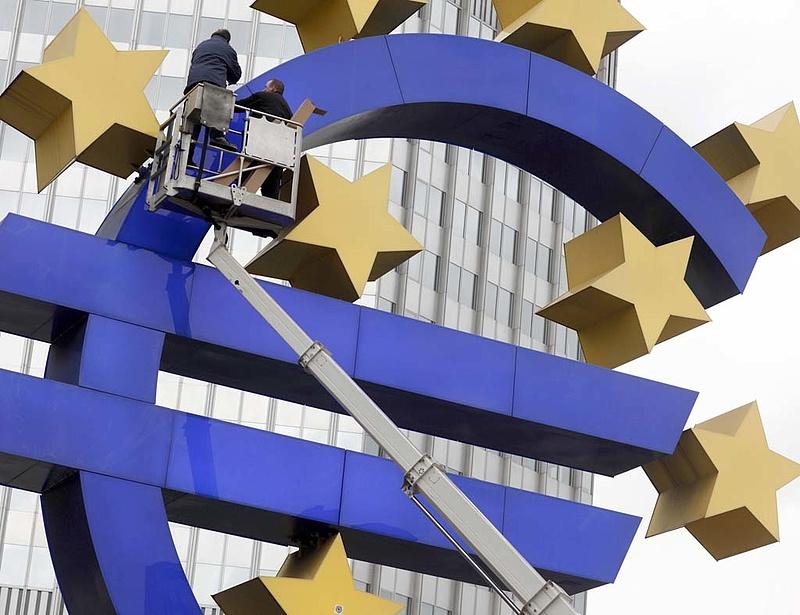Az ECB kilencedik hete nem vásárolt államkötvényt