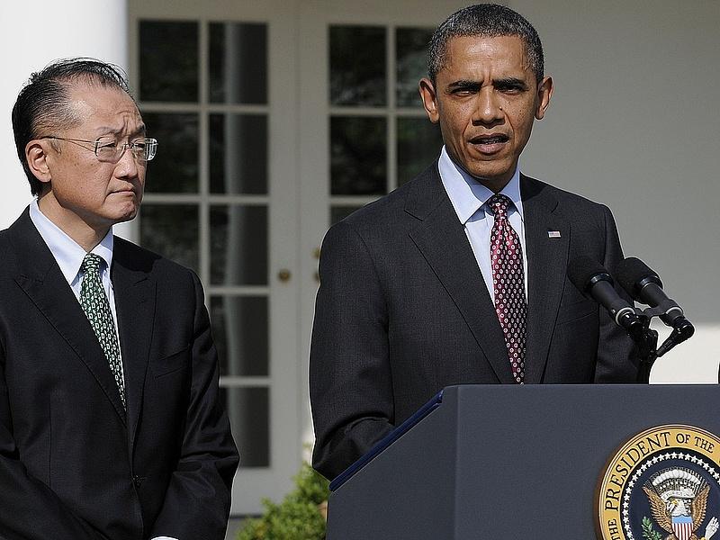 Új elnök áll a Világbank élén