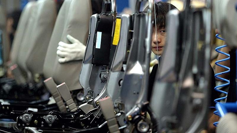 Fellendülésről adott hírt a német gépipar - Kínában