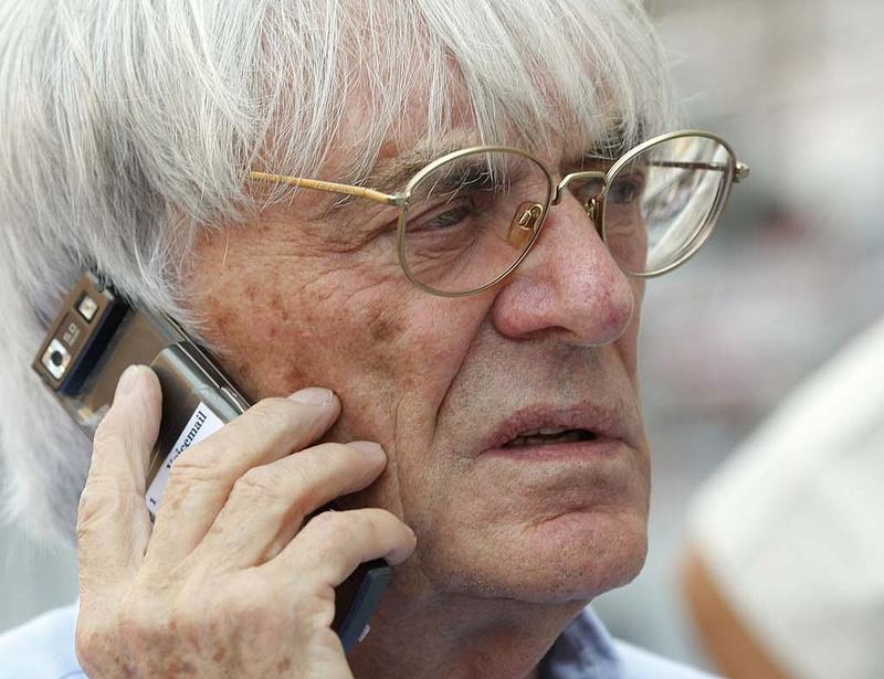 Miért telefonált Budapestre Bernie Ecclestone?