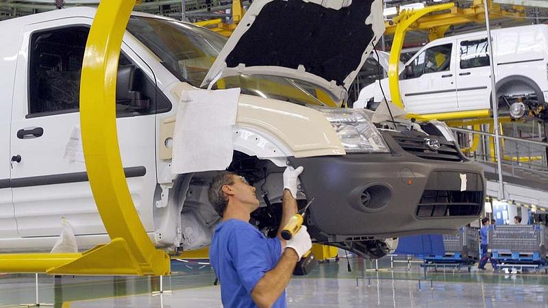 Így teljesít a román ipar