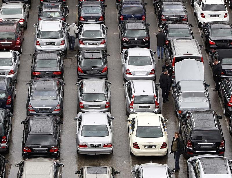 Németek viszik a magyar használt autókat