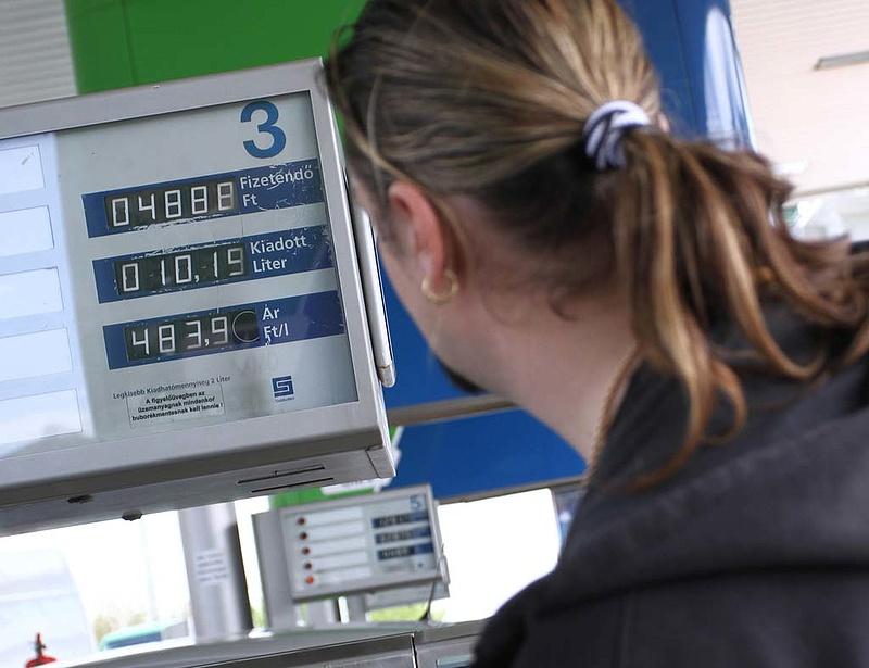 Tovább drágul a benzin és a gázolaj