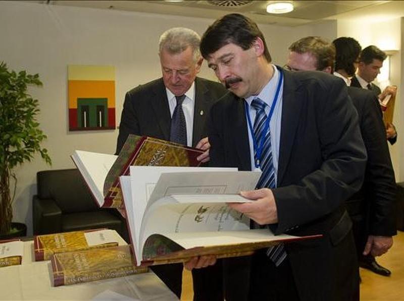 Áder János a köztársasági elnök
