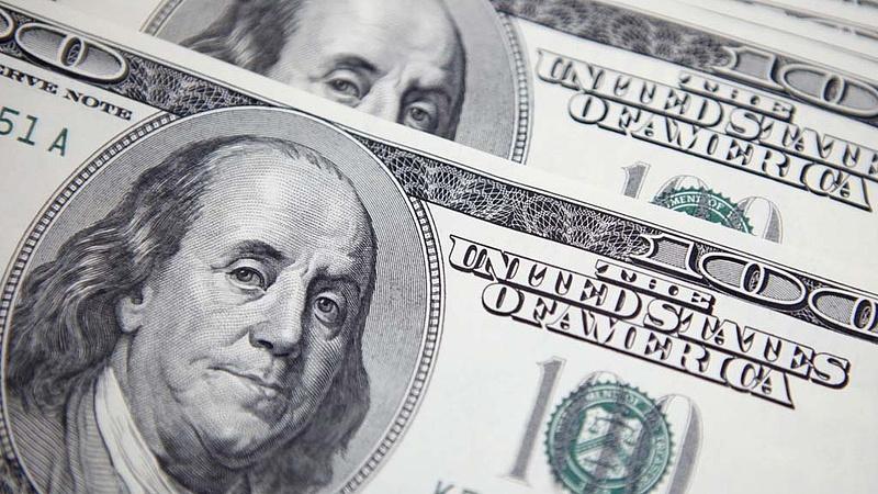 Egy év alatt megháromszorozódott az USA költségvetési hiánya