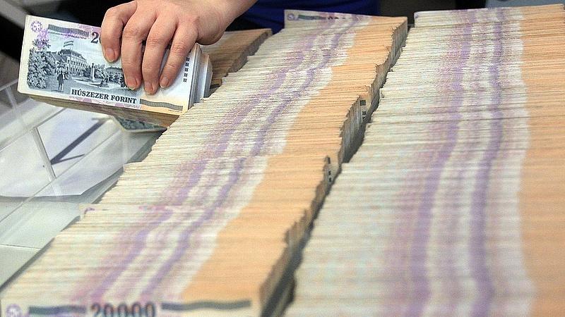 Az MNB ma 200 milliárdos üzletet kötött