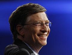 Kapitális összeget adományozott el Bill Gates
