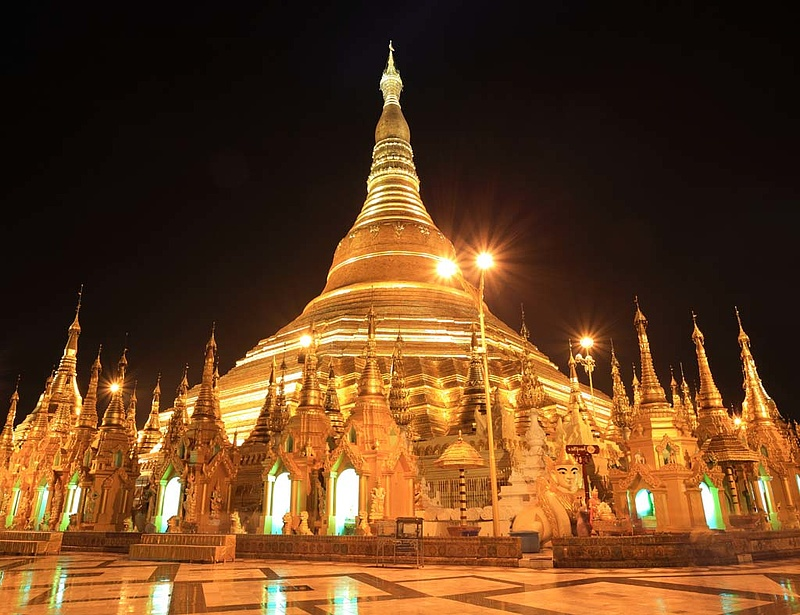 A mianmari katonai kormány leállította az internetet
