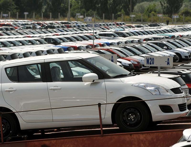 Robbantott az olcsó Suzuki a magyar autópiacon