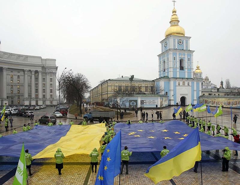 Durcásan reagált Ukrajna a német kritikára
