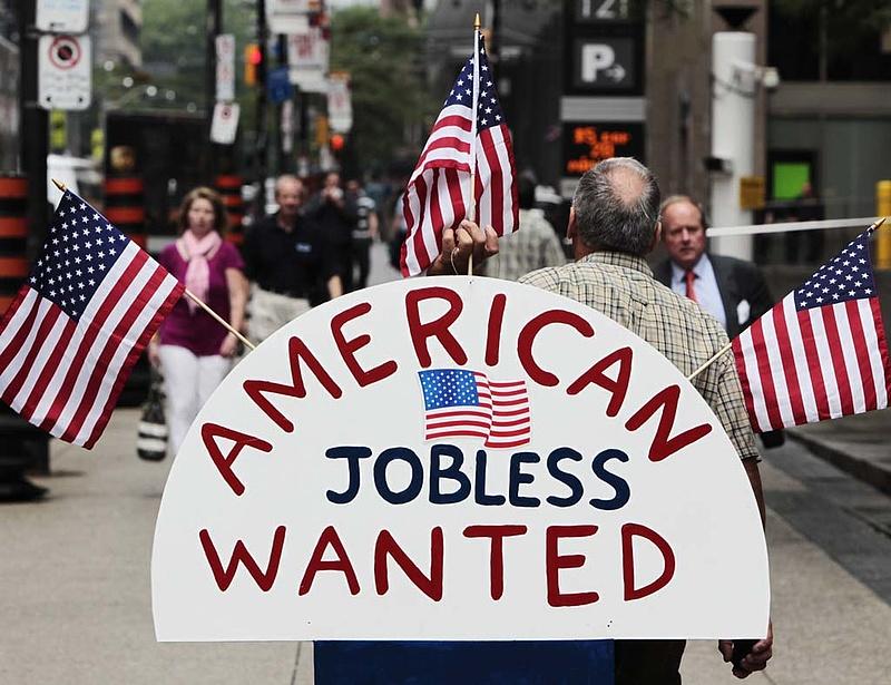 Vártnál többen kértek a munkanélküli segélyt az USA-ban