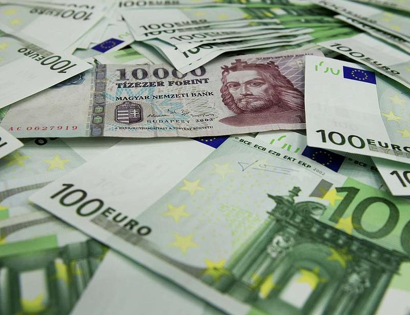 Nem hatotta meg a leminősítés a forintpiacot