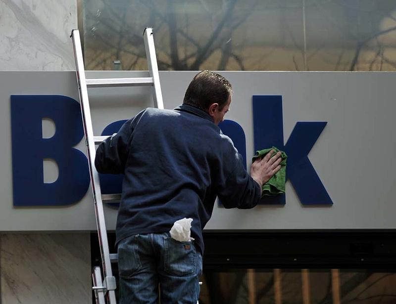 Bankunió felé kell elmozdulnia az euróövezetnek