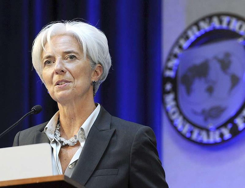 Az IMF vezérigazgatója aggódik ki a világgazdaság helyzete miatt