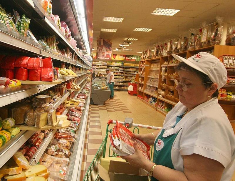 A magyar élelmiszerek jobban drágultak az EU-átlagnál
