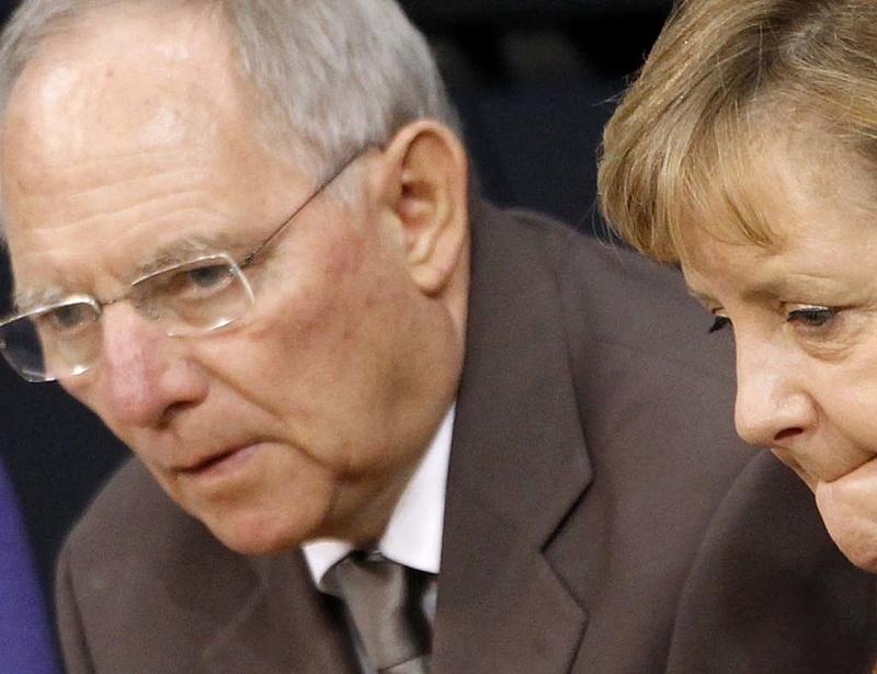 Schäuble: elviselné az euróövezet Görögország távozását