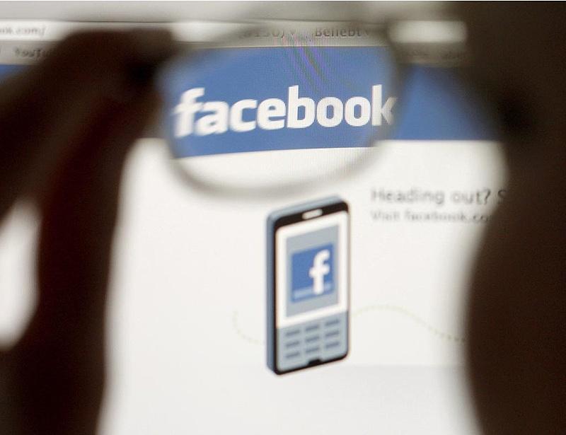 Pirosban zárt Amerika - hulló kés lett a Facebookból