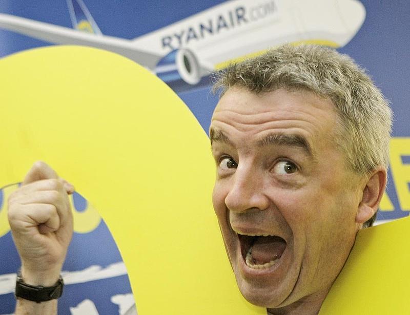 A Ryanair nem kér a plusz adóból