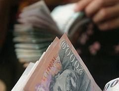 Ugrott a forint a bejelentésre