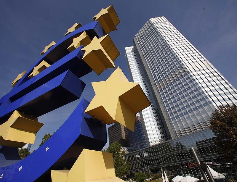 Itt az ECB kamatdöntése