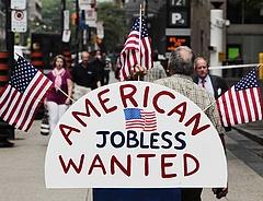 18 éves mélyponton az amerikai munkanélküliség