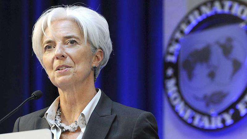 Lagarde felfüggesztette munkáját az IMF élén