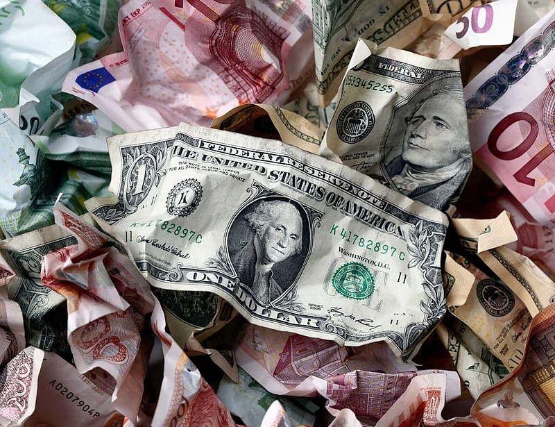 Vegyesen alakult kedden a forint árfolyama