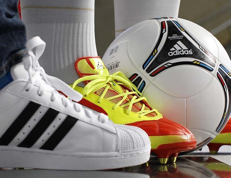 Nagyon jól megy az Adidasnak
