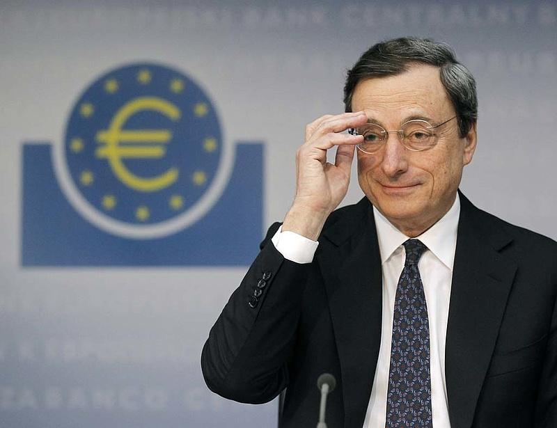 Szorosabb integráció kell az ECB-elnök szerint