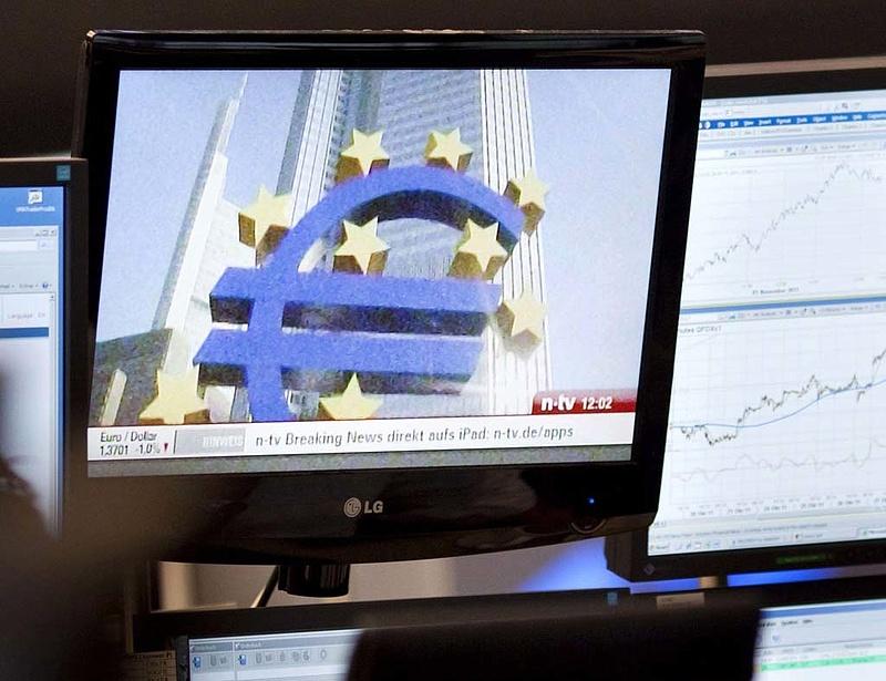 Maradt az ECB-alapkamat