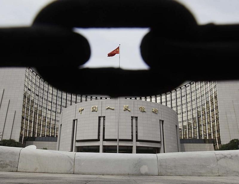 Lassan esik vissza a kínai gazdaság