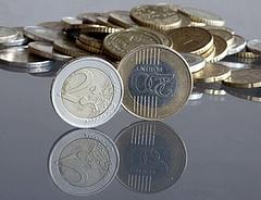 A 290 forintos euró lehet reális