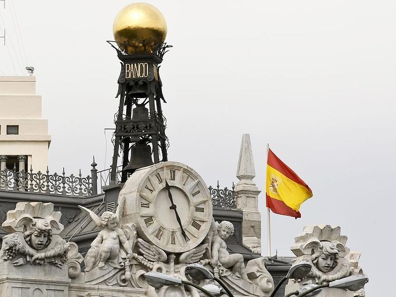 Kifakadtak a spanyolok: ez a gond az eurózónával