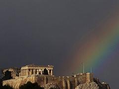 Kisebb lett a görög hiány