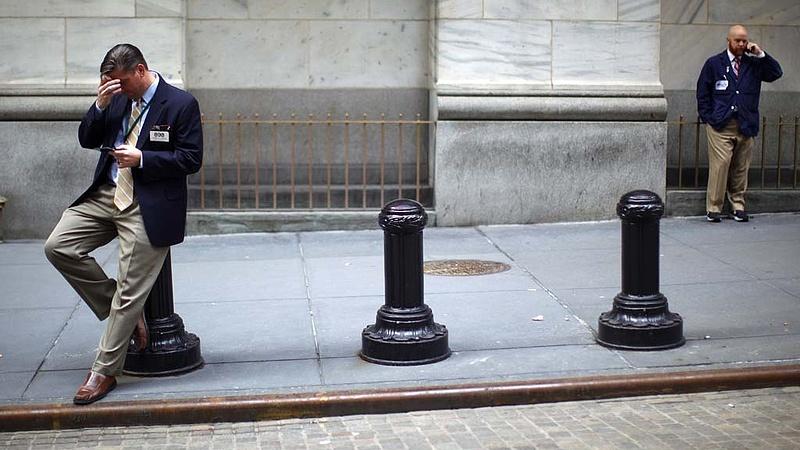 Vallottak a nagybankok, mínuszban az amerikai tőzsde
