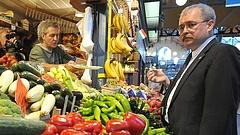 Fazekas Brüsszelben megmondta, hogy kellene a magyar földdel bánni